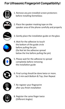 Load image into Gallery viewer, Galaxy S10 Plus Dome Glass Tempered Glass Screen Protector