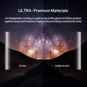 Galaxy S20 Ultra / S20 Ultra 5G Dome Glass Tempered Glass Screen Protector