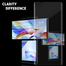 Load image into Gallery viewer, LG Wing Dome Glass Tempered Glass Screen Protector