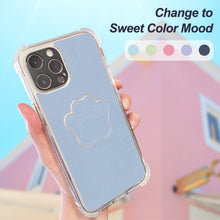 Load image into Gallery viewer, [S-cushion + TPU Case] Phone Skin & Case for iPhone 12 & 12 Pro, Premium Cushioning Skin with 5 Colors by Whitestone