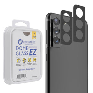 Whitestone EZ S21 Plus Camera Screen Tempered Glass Protector - 2 Pack