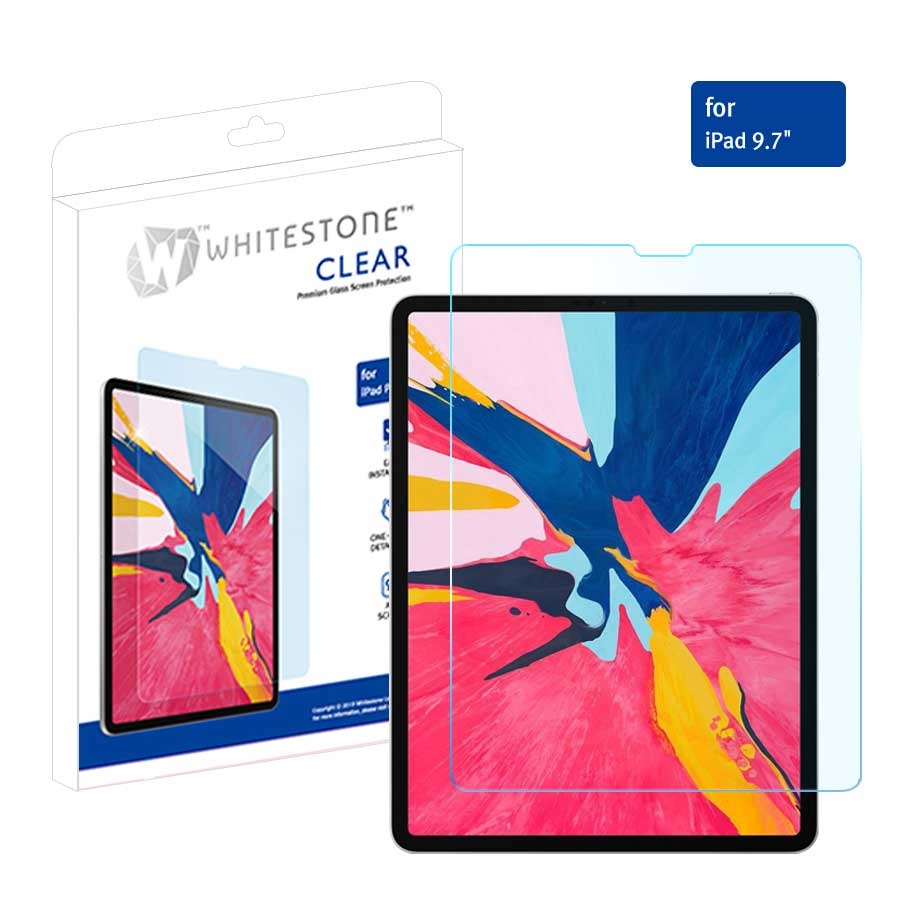 iPad Clear & Privacy Glass Protector