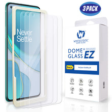 Load image into Gallery viewer, Oneplus 8T EZ Tempered Glass Screen Protector - 3 Pack