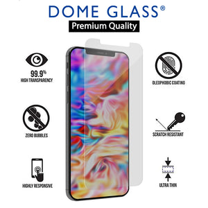 "iPhone 12 Pro Max Tempered Glass Screen Protector (6.7"")"