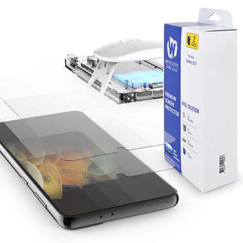 [Dome Glass] Galaxy S21 Tempered Glass Screen Protector