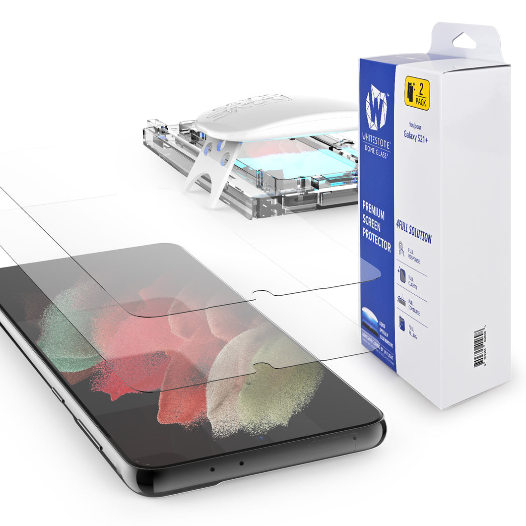 [Dome Glass] Galaxy S21 Plus Tempered Glass Screen Protector
