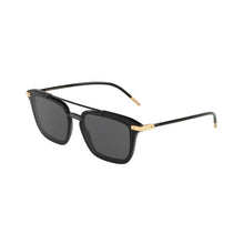 Load image into Gallery viewer, Dolce and Gabbana DG4327 black men's designer sunglasses