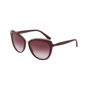 Dolce and Gabbana DG4304 Bordeaux women's designer sunglasses