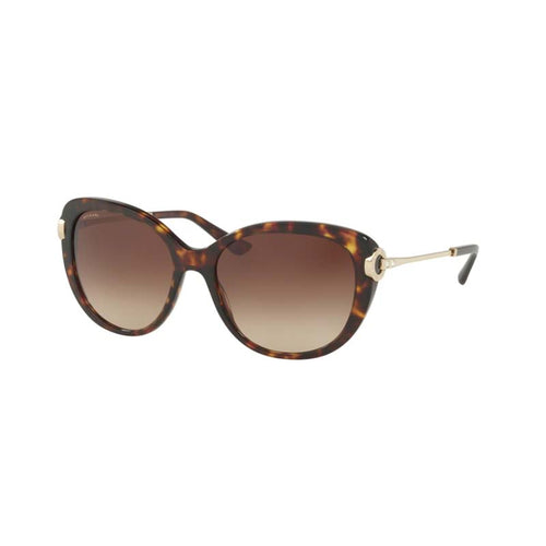 Bvlgari BV8194B Black women's designer sunglasses