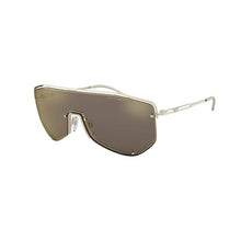 Load image into Gallery viewer, Emporio Armani EA2072 gold mens designer sunglasses