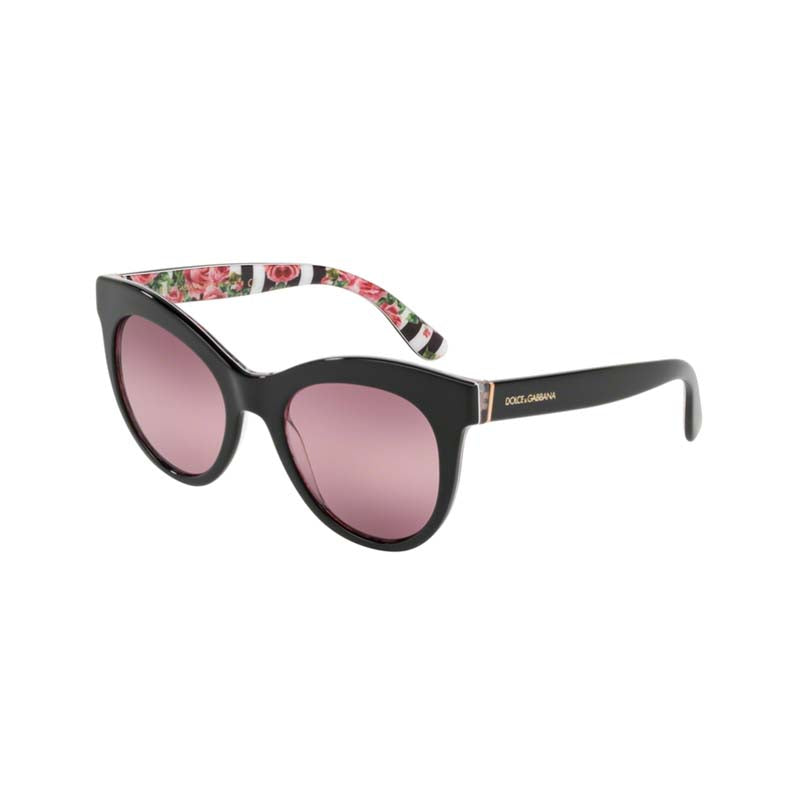 Dolce and Gabbana DG4311 Pink women's designer sunglasses
