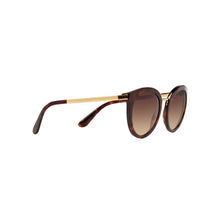 Load image into Gallery viewer, Dolce and Gabbana DG4268 Havana Womens designer sunglasses