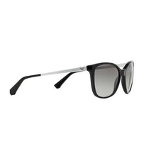 Load image into Gallery viewer, Emporio Armani EA4025 Black women's sunglasses