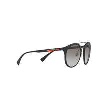 Load image into Gallery viewer, Prada Sport PS 04RS Black men's designer sunglasses