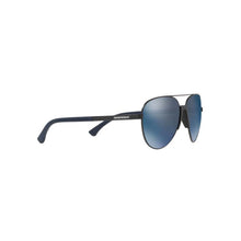 Load image into Gallery viewer, Emporio Armani EA2059 black mens designer sunglasses