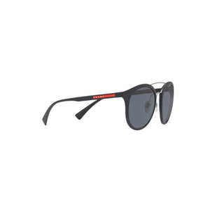 Prada Sport PS 04RS Black polarised men's designer sunglasses