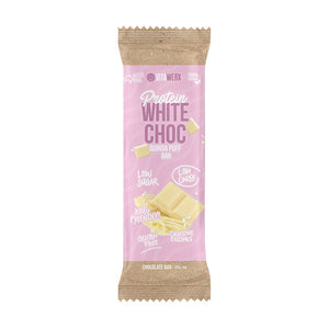 Vitawerx Chocolate Bar - White Quinoa Puff 35g