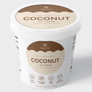 Ketoi Keto Coconut Ice Cream