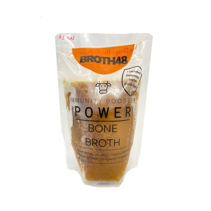 Broth48 Asian Spiced Beef Bone Broth 250ml (Frozen)