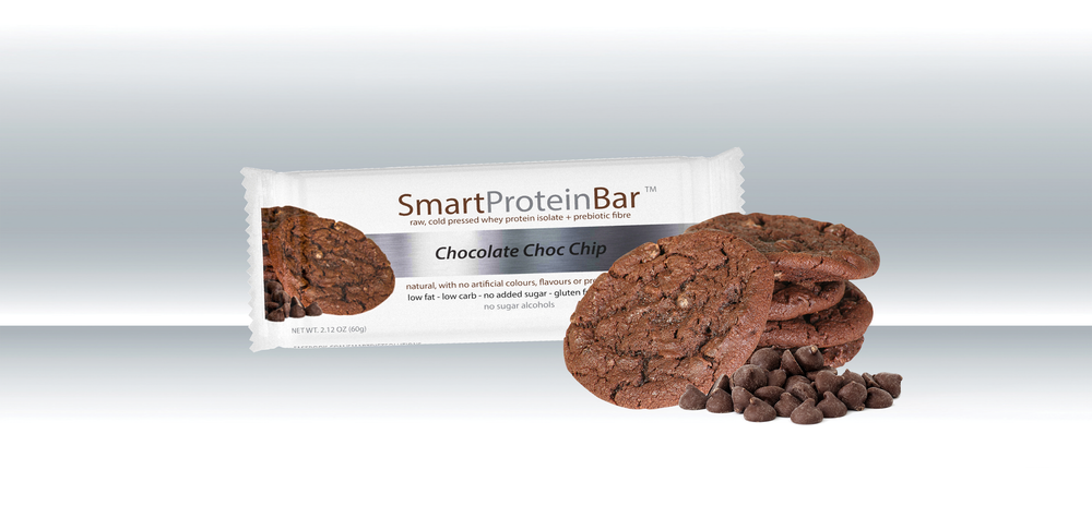 Smart Protein Bar - Chocolate Choc Chip