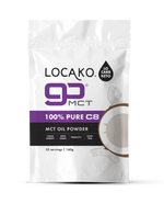 Locako 100% Pure C8 MCT Oil Powder