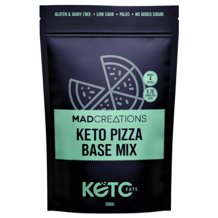 Keto Pizza Base Mix