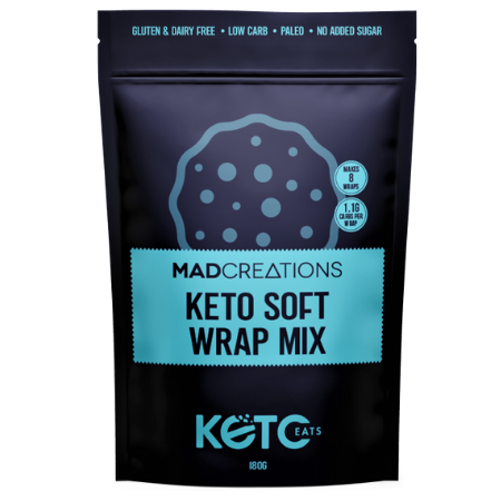Keto Soft Wrap Mix