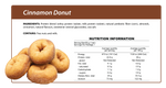 Smart Protein Bar - Cinnamon Donut
