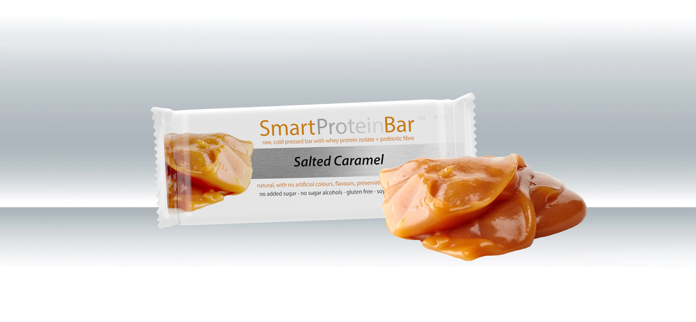 Smart Protein Bar - Salted Caramel