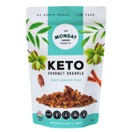 The Monday Food Co. Keto Granola - Sweet Cinnamon Pecan 300g