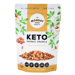 The Monday Food Co. Keto Granola - Crunchy Peanut Butter 300g