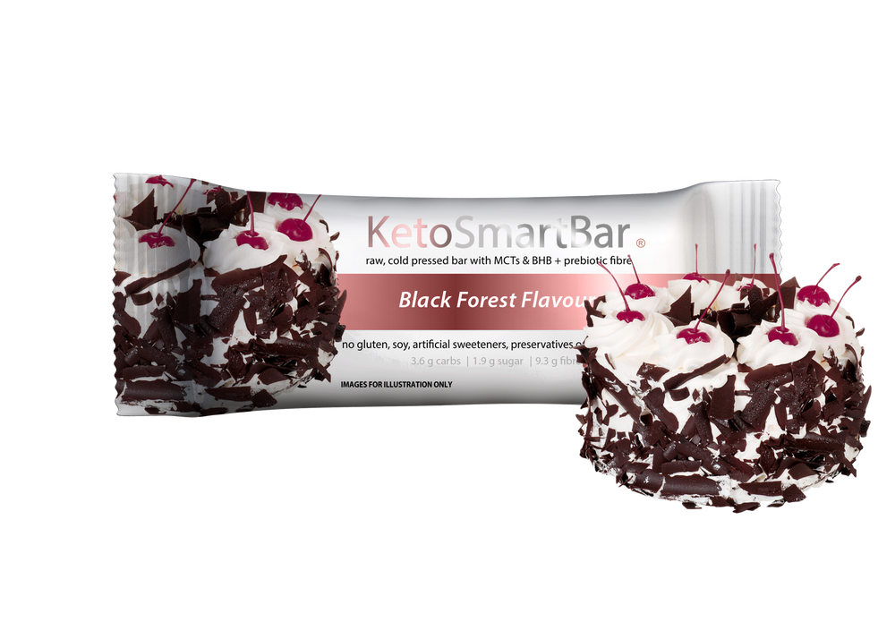 Keto Smart Bar - Black Forest