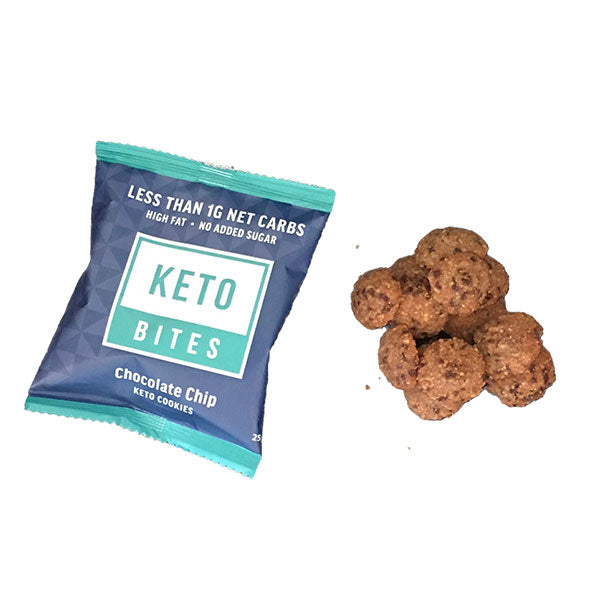 Keto Bites Cookies - Chocolate Chip
