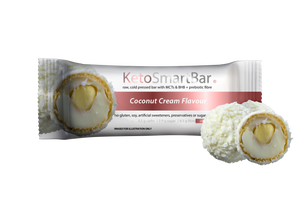 Keto Smart Bar - Coconut Cream