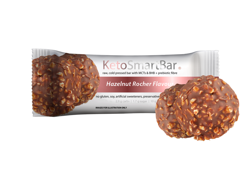 Keto Smart Bar - Hazelnut Rocher
