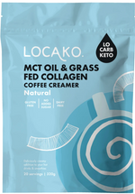 Locako MCT Coffee Creamer - Natural