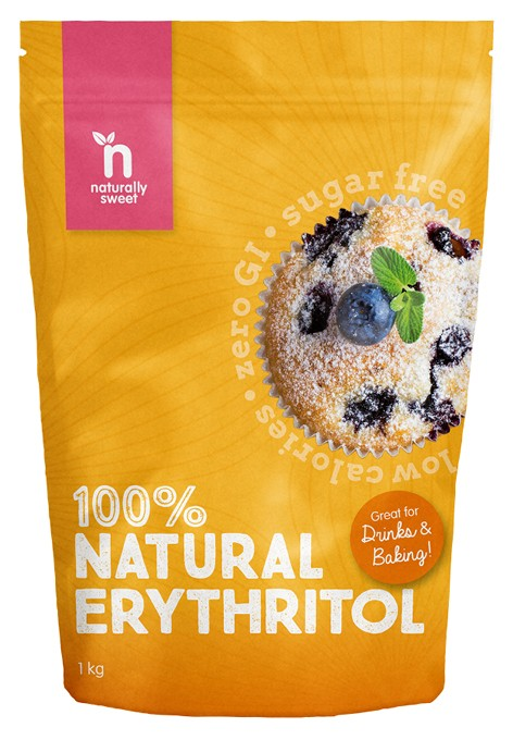 Erythritol 1kg Pouch