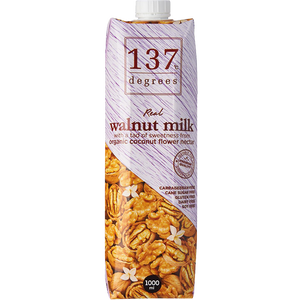 137 Degrees - Walnut Milk Original 1L