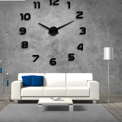 Acrylic Home Wall Clock