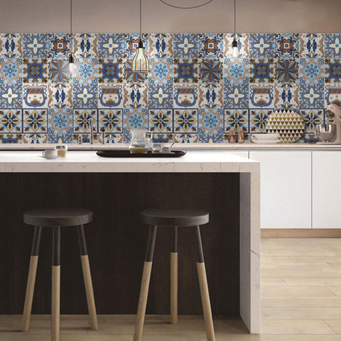 Tile Art Kitchen