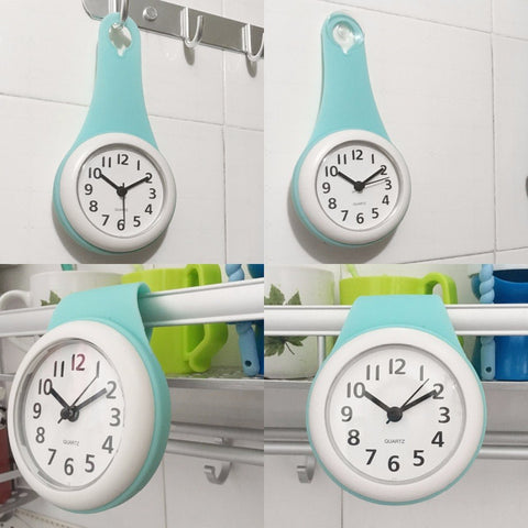 Bathroom Wall Clock
