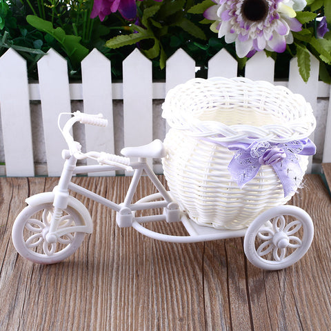 Basket Flower Storage