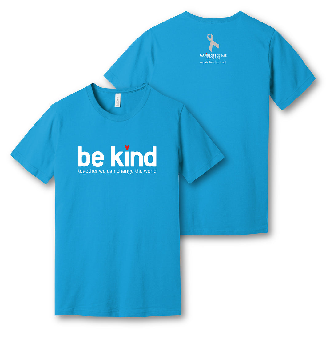 Ray's Be Kind Blue T-Shirt