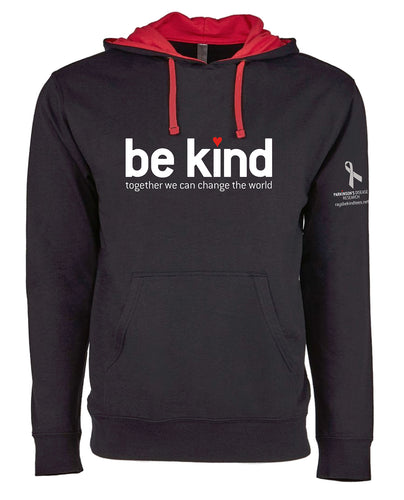 Ray's Be Kind Black/Red Hoodie