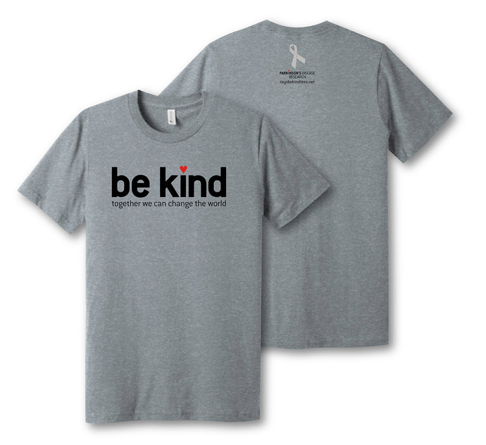 Ray's Be Kind Gray T-Shirt