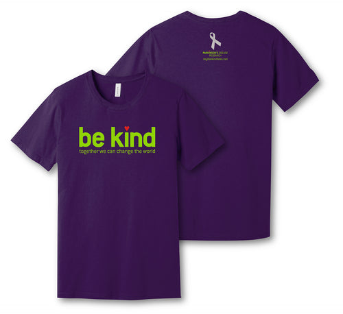 Ray's Be Kind Purple T-Shirt