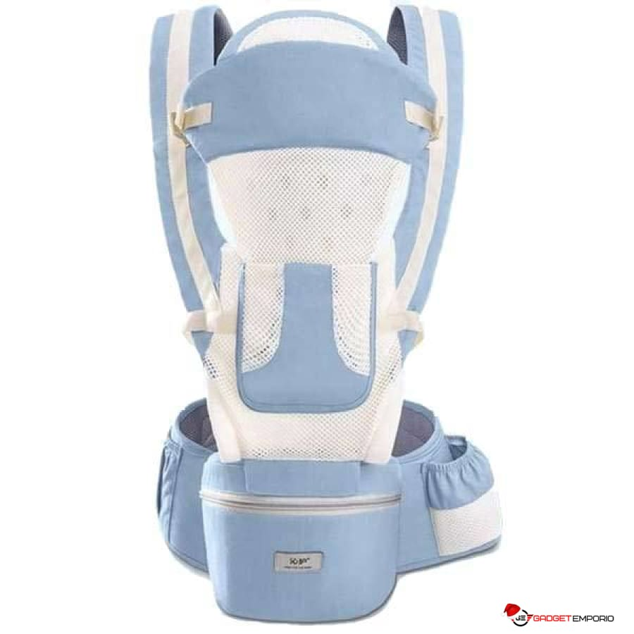 5-Star Rated Multi-Position Baby Carrier, Sling, Backpack, Wrap & Kangaroo Pouch - GadgetEmporio.com