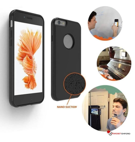 THE ORIGINAL Anti-Gravity Phone Case For iPhone 11 Series & all Samsung Model Smart Phones - GadgetEmporio.com