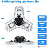 Adjustable LED Super Bright Light - Save 85% Energy Cost & Lasts 10x Longer - GadgetEmporio.com