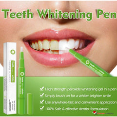 AMAZING Teeth Whitening Pen with Cleaning Serum REMOVES STAINS FAST